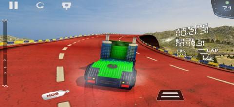重型卡车赛车挑战3D截图(3)