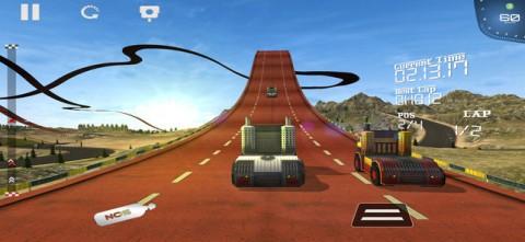重型卡车赛车挑战3D截图(1)