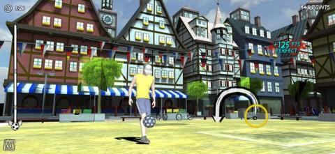街头足球秀截图(1)