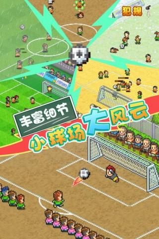 冠军足球物语2截图(1)