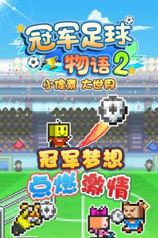 冠军足球物语2游戏中文汉化版截图(5)