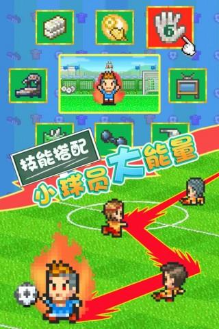 冠军足球物语2游戏中文汉化版截图(3)