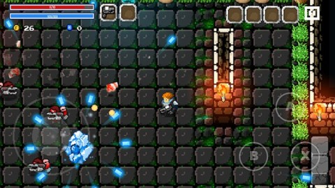 烈焰骑士地下城截图(3)