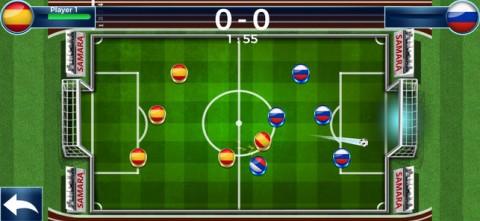 2018年世界足球球赛截图(4)