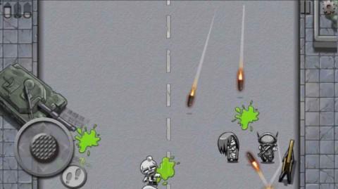 逃离僵尸街最后的三颗子弹截图(2)