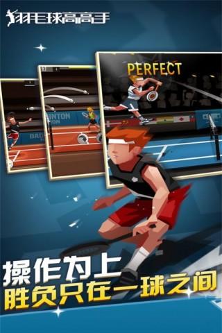 羽毛球高高手无限金币截图(3)