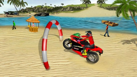 冲浪摩托截图(1)