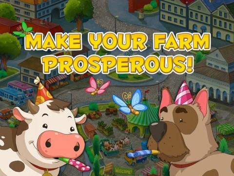 欢乐时光农场截图(1)
