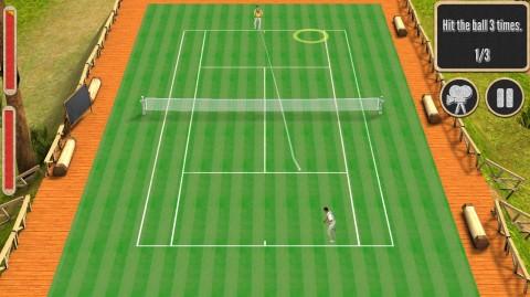 网球世界安卓版截图(1)