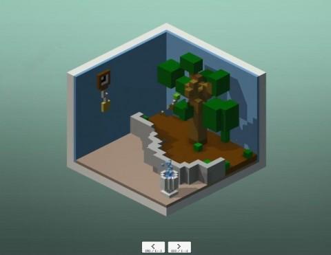 屌德斯模拟密室截图(2)