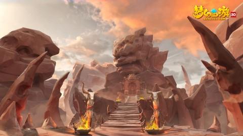 梦幻西游3D百度版截图(2)