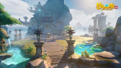 梦幻西游3D百度版截图(1)