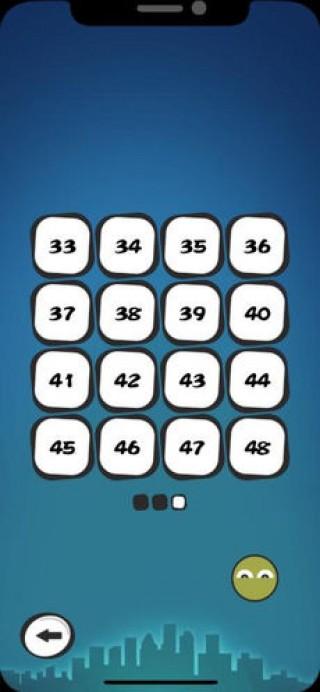 小球跳跳拼图截图(4)