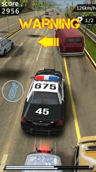 极速赛车追逐截图(1)