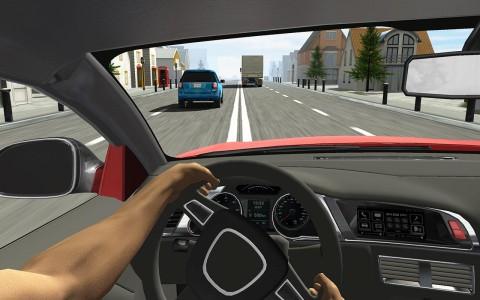 竞速汽车安卓版截图(1)
