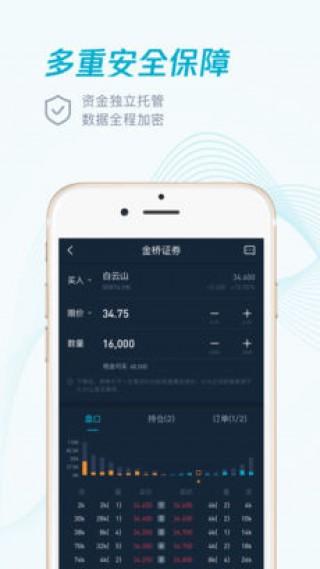 金桥证券-港股行情开户交易平台截图(4)