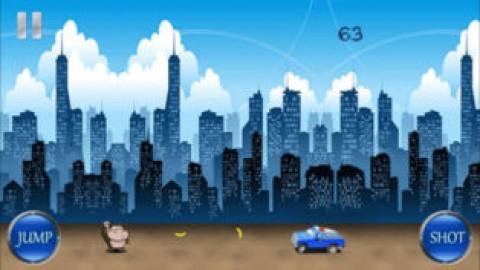 猴子大逃亡经典游戏截图(3)