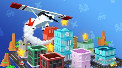 商场飞机3D截图(1)