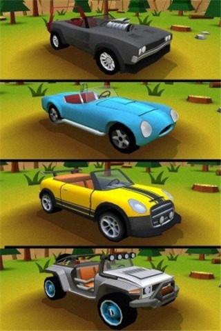 萌版赛车截图(1)