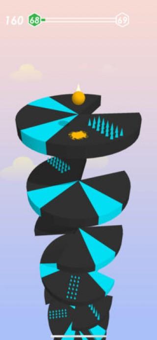 Hello Helix 螺旋尖塔截图(3)