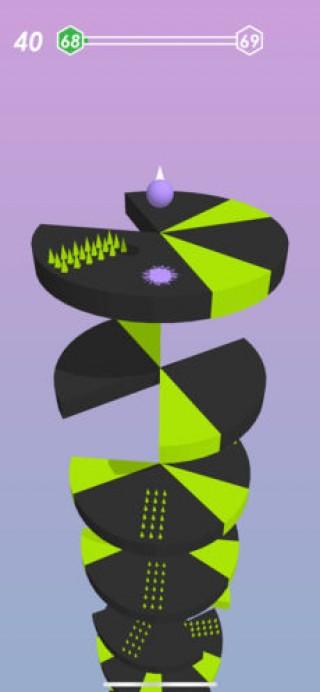 Hello Helix 螺旋尖塔截图(5)