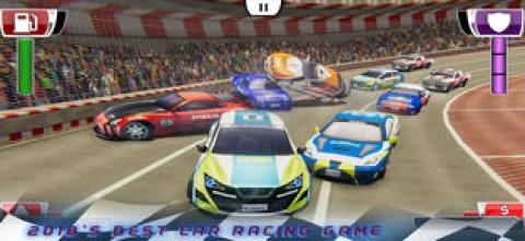 交通赛赛车2018截图(1)