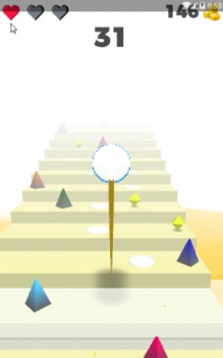 楼梯跳跳跳截图(3)