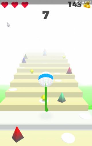 楼梯跳跳跳截图(1)