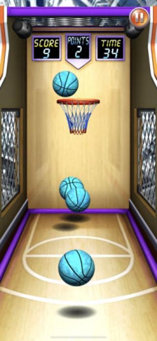 疯狂街头篮球截图(1)