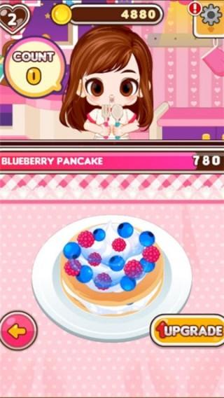 美女厨房传奇:我的免费模拟做饭做菜游戏截图(1)