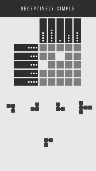 黑白拼图shapeuku截图(2)