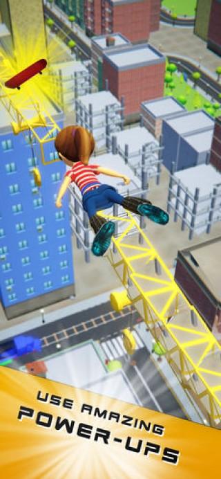 鹤跳:小偷匆匆截图(2)