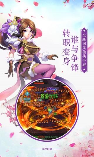 剑羽飞仙(满V版)截图(5)
