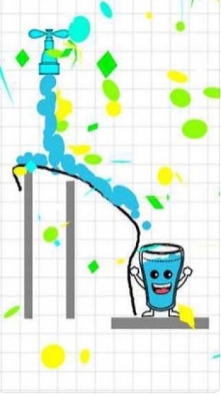 快乐玻璃杯 - Happy截图(1)