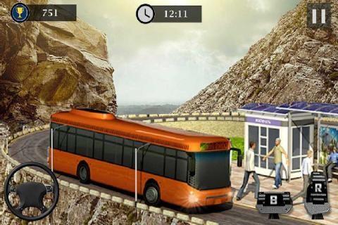 山路巴士驾驶模拟器截图(3)