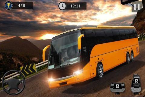 山路巴士驾驶模拟器截图(1)