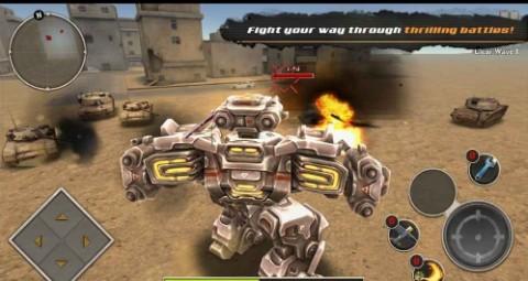 机械军团机器人时代截图(3)