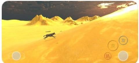 狼的傳說 - 奇幻冒險千里尋子截圖(2)