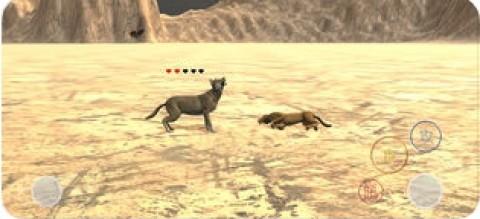 狼的傳說 - 奇幻冒險千里尋子截圖(1)