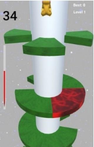 皮卡丘跳螺旋塔截圖(1)