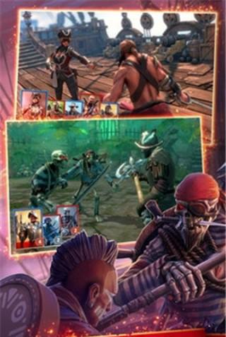 海盗奇航秘宝战争截图(3)