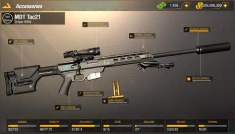 子弹打击狙击战场截图(2)