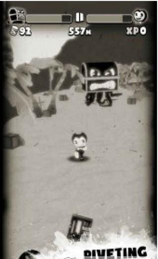 梦魇中奔跑的班迪截图(1)