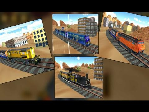 沙漠火车截图(2)