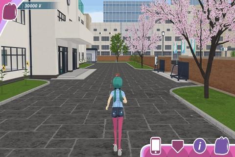 少女都市3D截图(1)