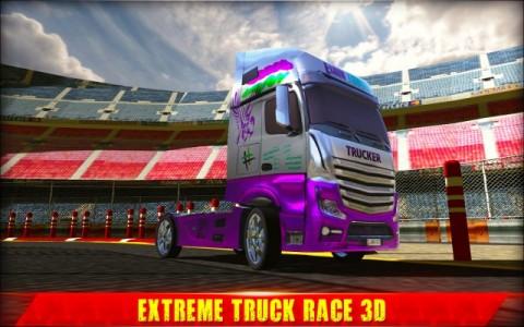 卡车竞速3D截图(3)