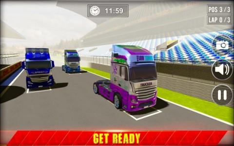 卡车竞速3D截图(1)