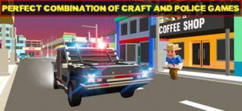 像素警车 - 警察追逐截图(1)