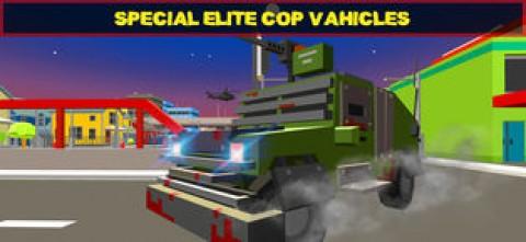 像素警车 - 警察追逐截图(7)