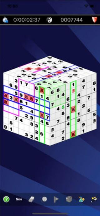 3D数字拼图截图(4)
